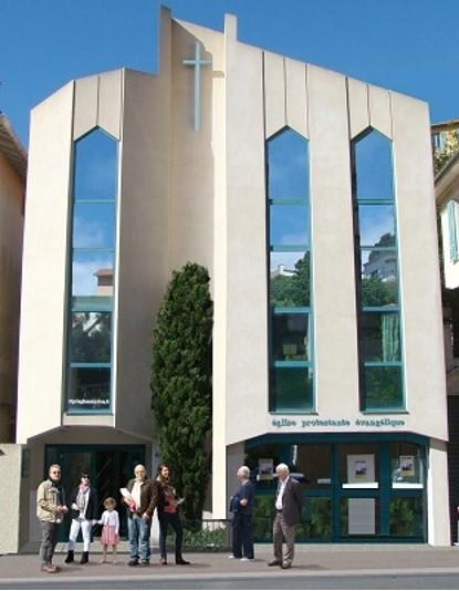 Eglise à Nice, 51 Bis Avenue Pessicart
